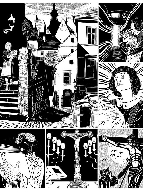 Grafický list- Tomáš Motal