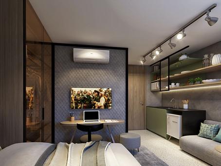 Vale a pena investir em apartamentos compactos? Descubra!