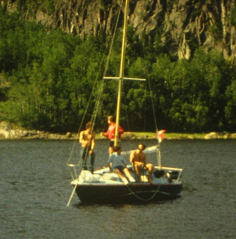 1973 Cinvar on Saguenay.jpg