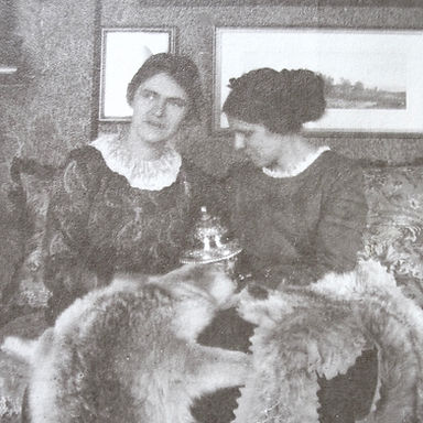 1913 LilyBellFrancesatSG.jpg