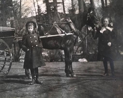 1900 GertDoroHorse.jpg