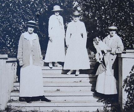 1916  SprencerGLilyLucyLoganMargaretPric