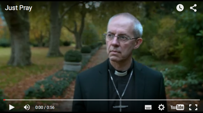 The Arch Bishop of Cantebury