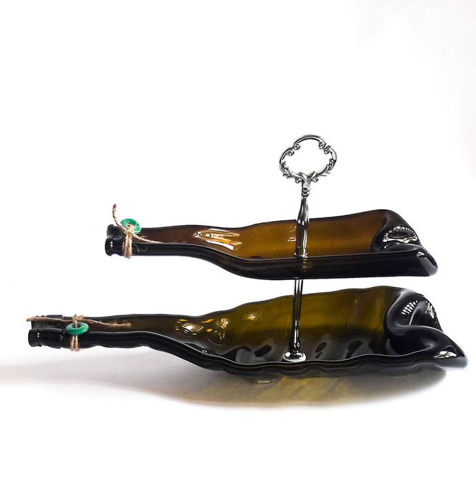 NEUE Flaschen-Etagere