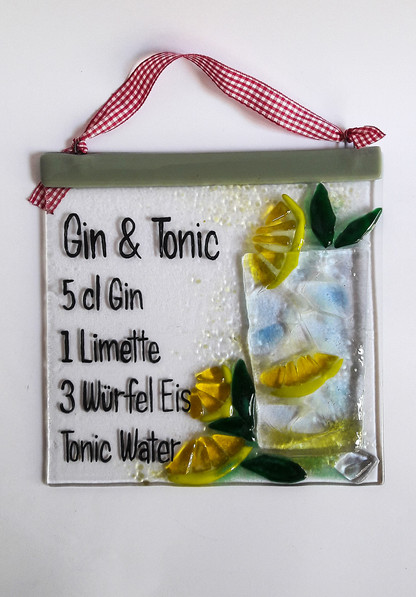 NEUE    Gin & Tonic Rezept