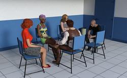 Atelier groupe de parole