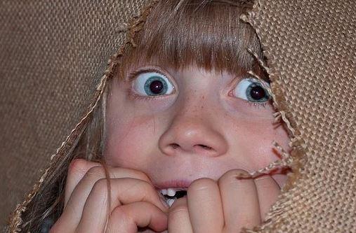 enfant-peur
