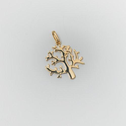 Pingente Árvore Da Vida Lisa