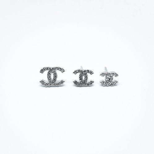 Brinco Trio Chanel