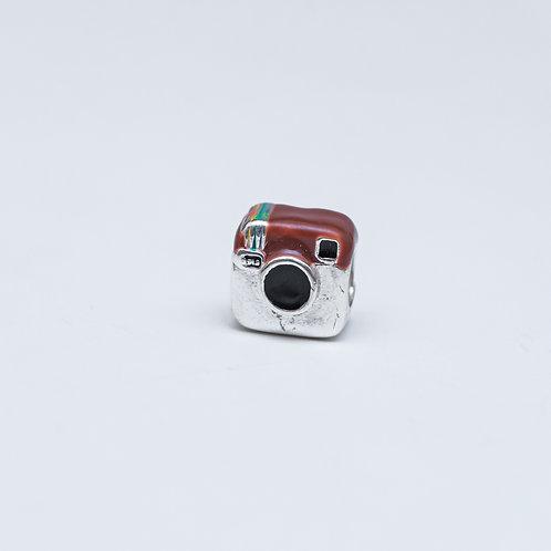 Berloque Instagram  Esmaltado 2D