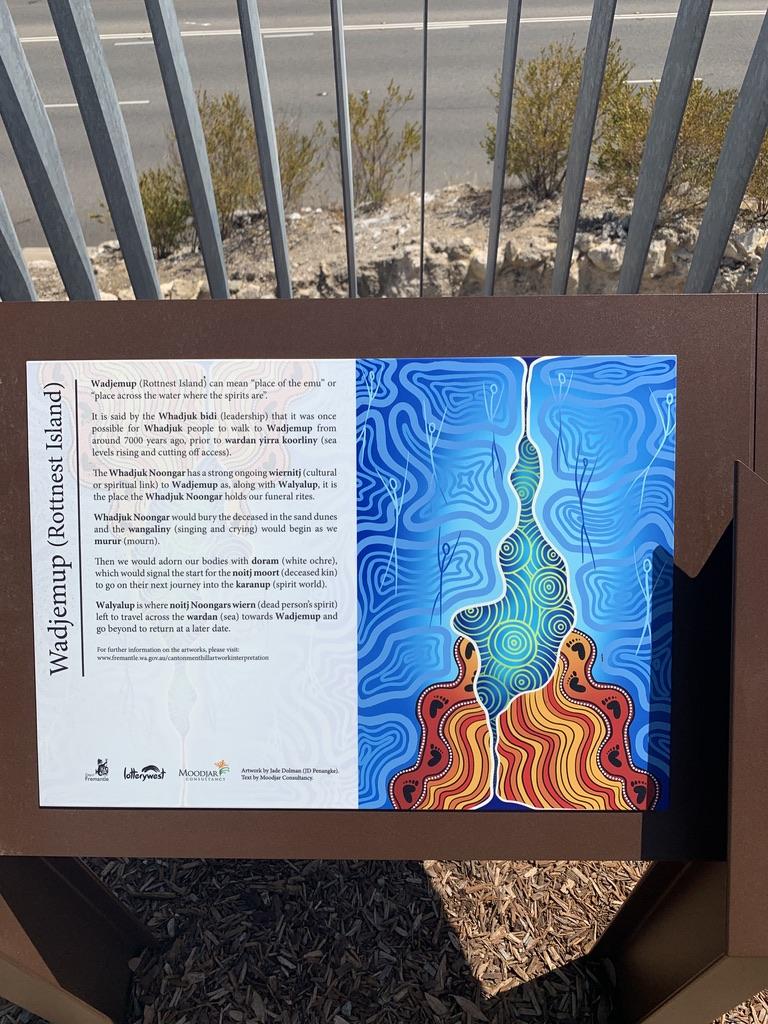 Cantonment Hill, Fremantle