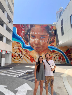 Collaboration with Adnate