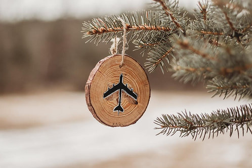 Bomber Ornament