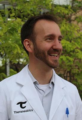 Christoph Geisler, CEO & Founder of Theraneutrics, LLC