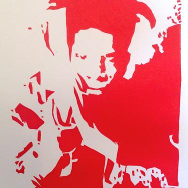 Basquiat (1 colour)