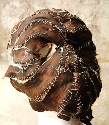 Banana Skin Face Mask
