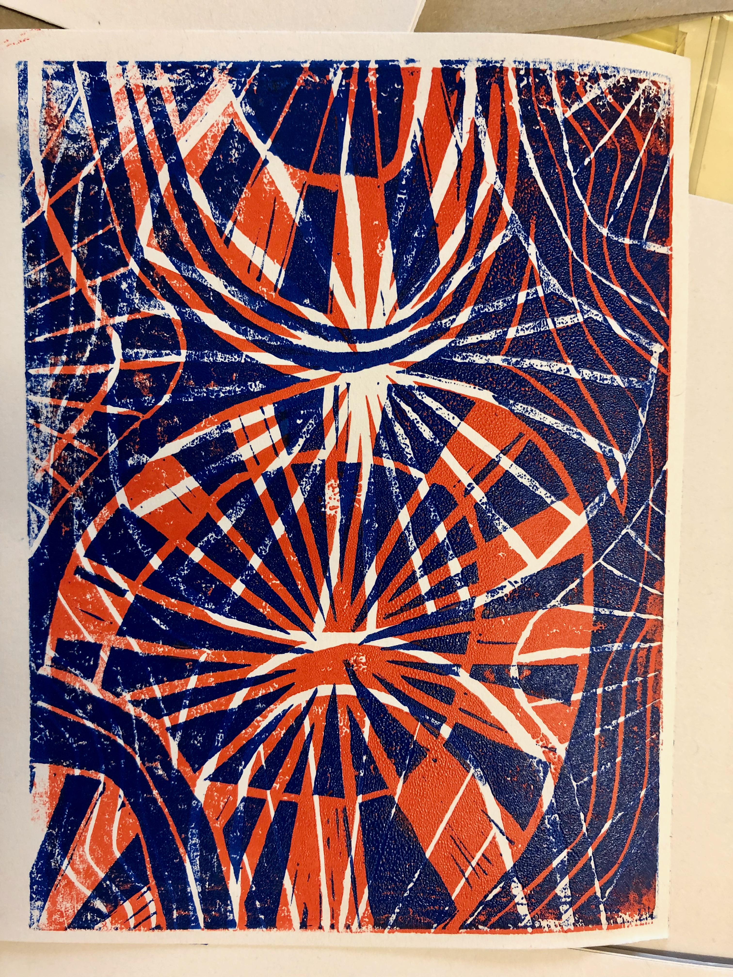 Printmaking Product Development_Art Shape