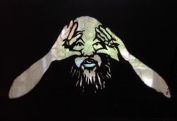 Ai Weiwei Stencil