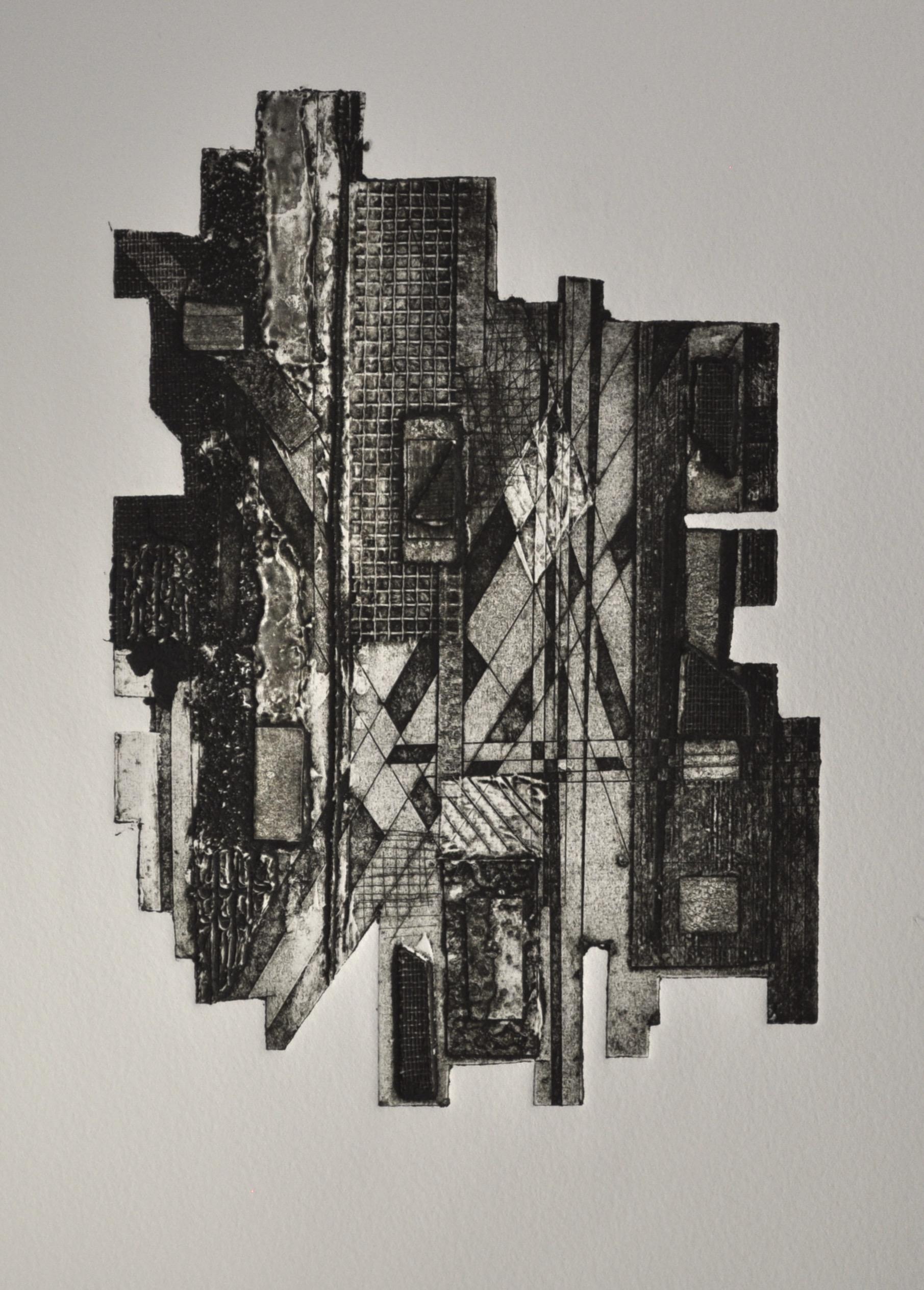 Construction (Sepia) 2014