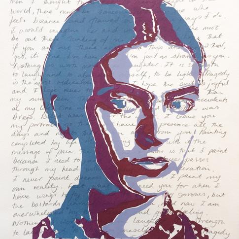 In Frida's Words