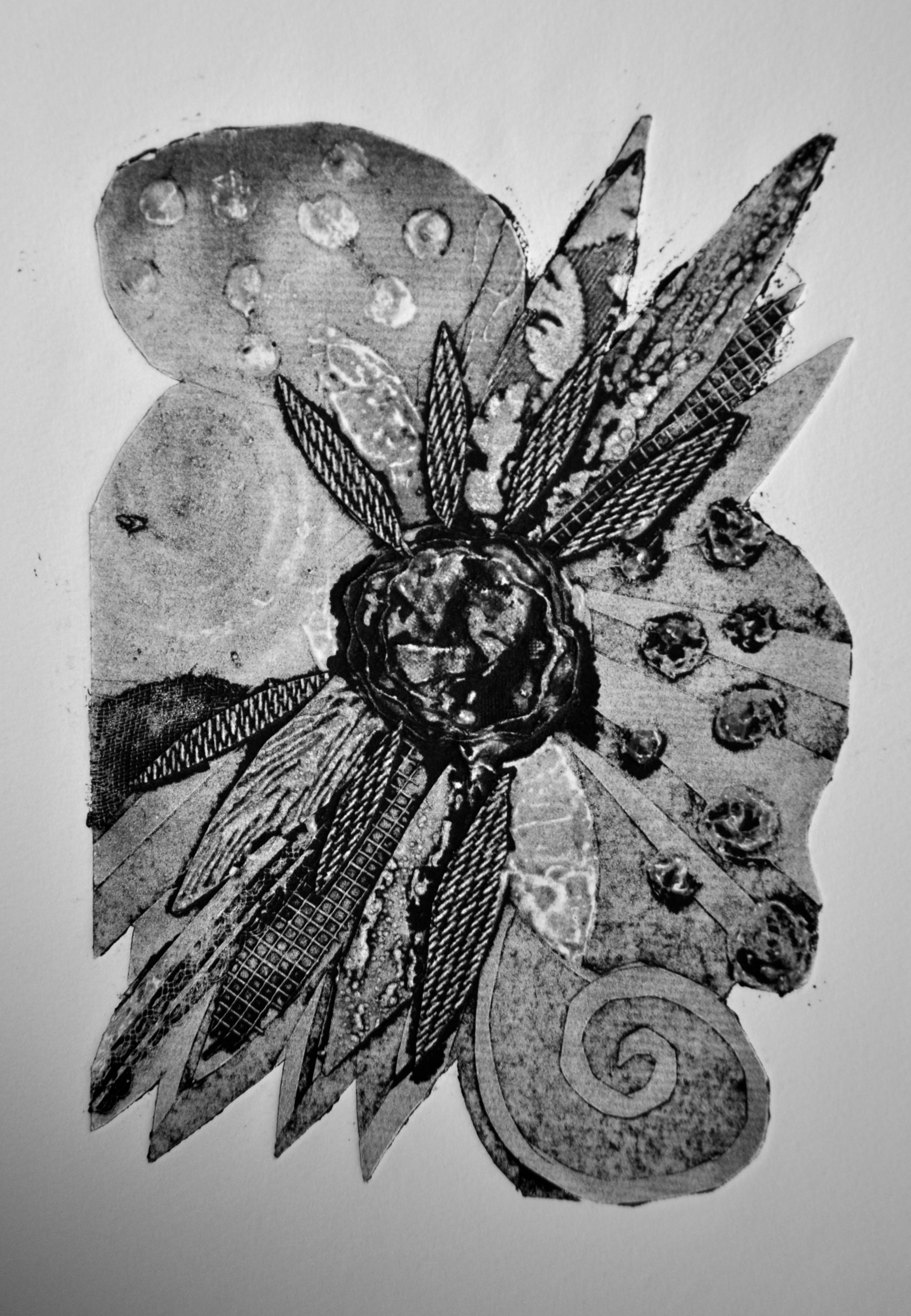 Floral Textures, 2014