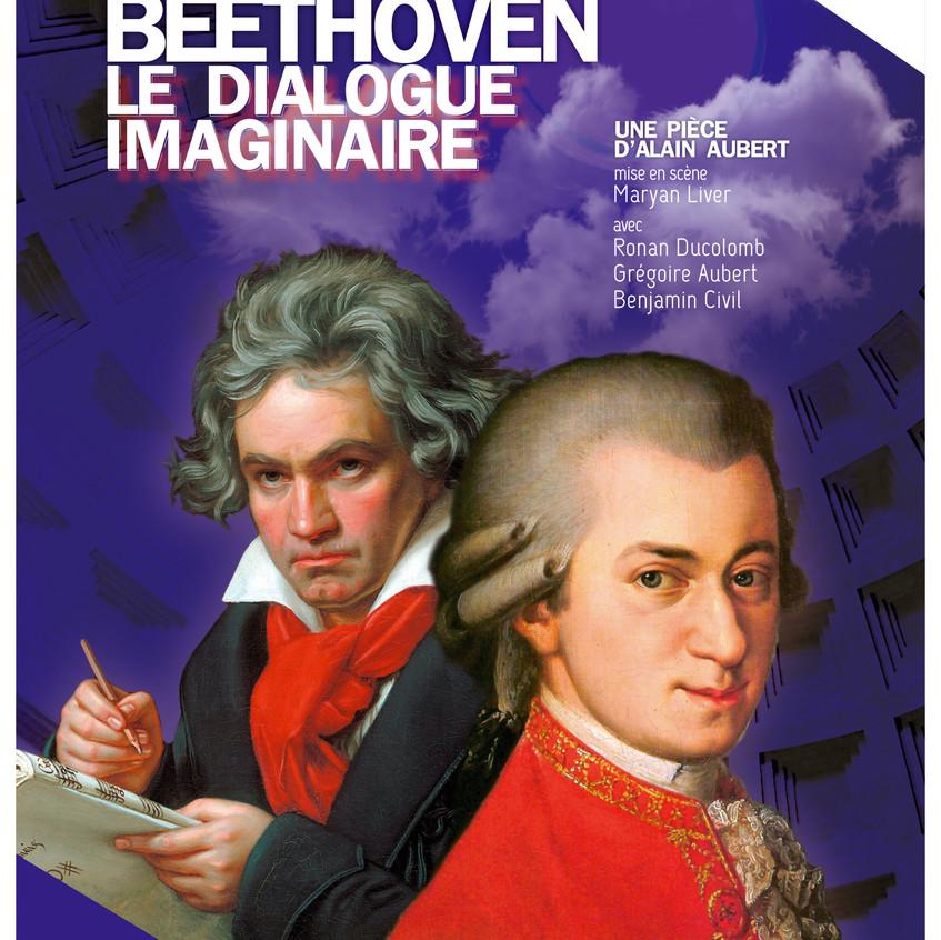 Mozart Beethoven affiche A2 sans bandeau