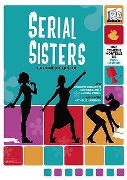 Serial-Sisters-affiche-A3-Paul-Bertho-sa