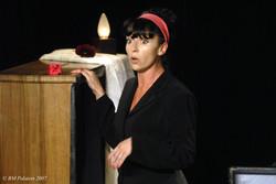 théâtre austère