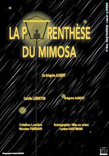Affiche Mimosa - Septembre 17