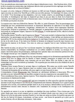 Tartuffe - RS - 09.02.21