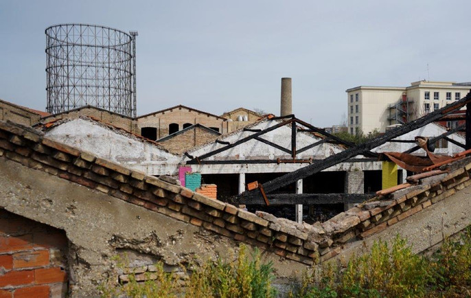 Ex Mira Lanza, Rome