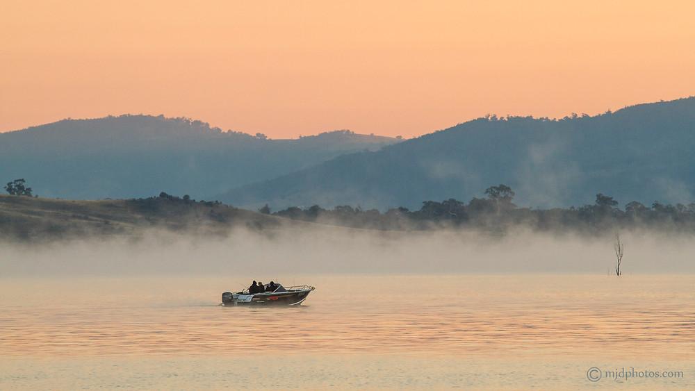Lake Jindy boating sunrise.jpg