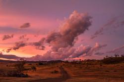 Post Sunset colour
