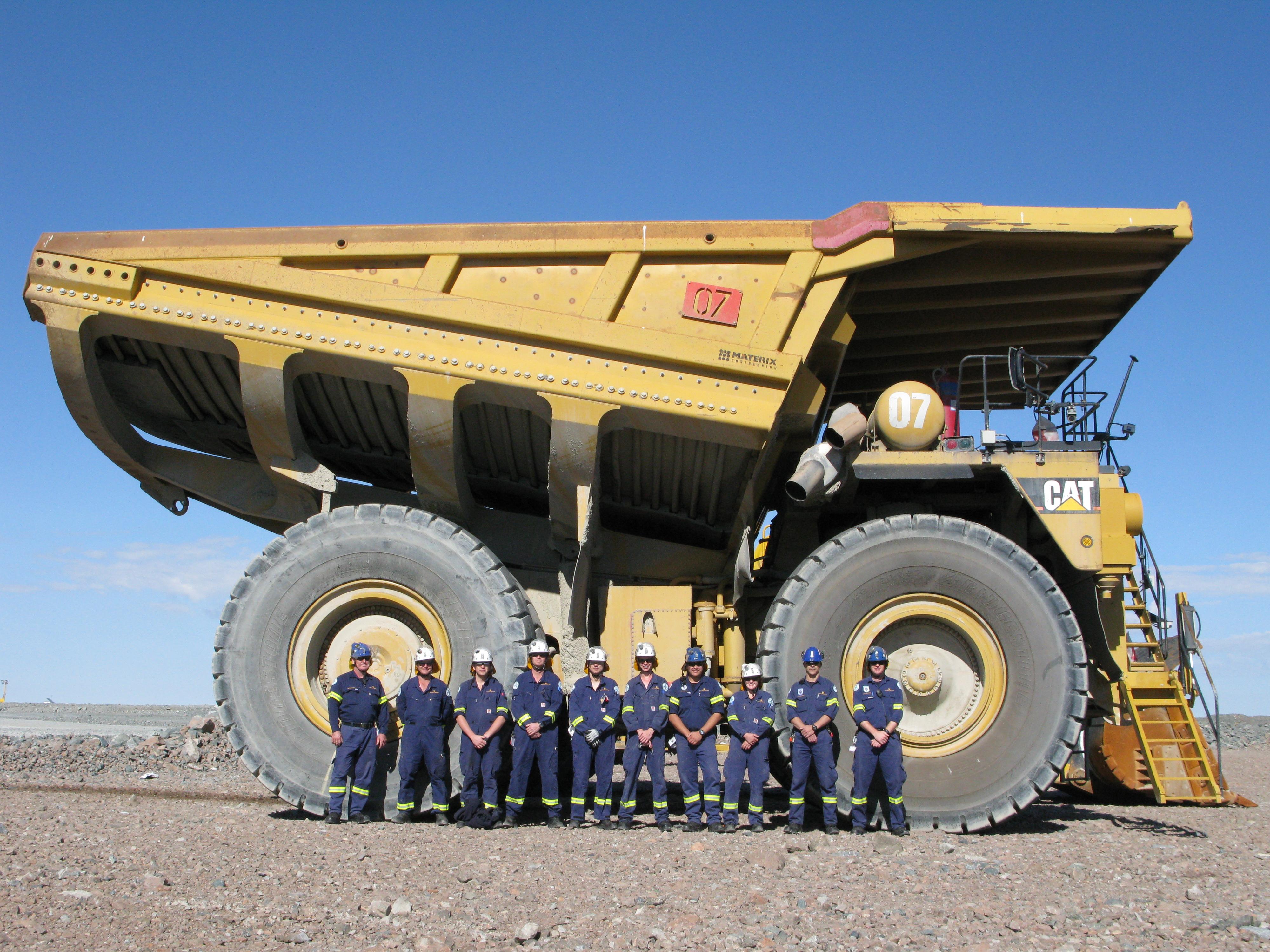 Mines Rescue Team