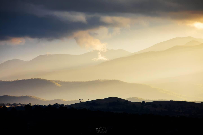 Brindabella Sunsets