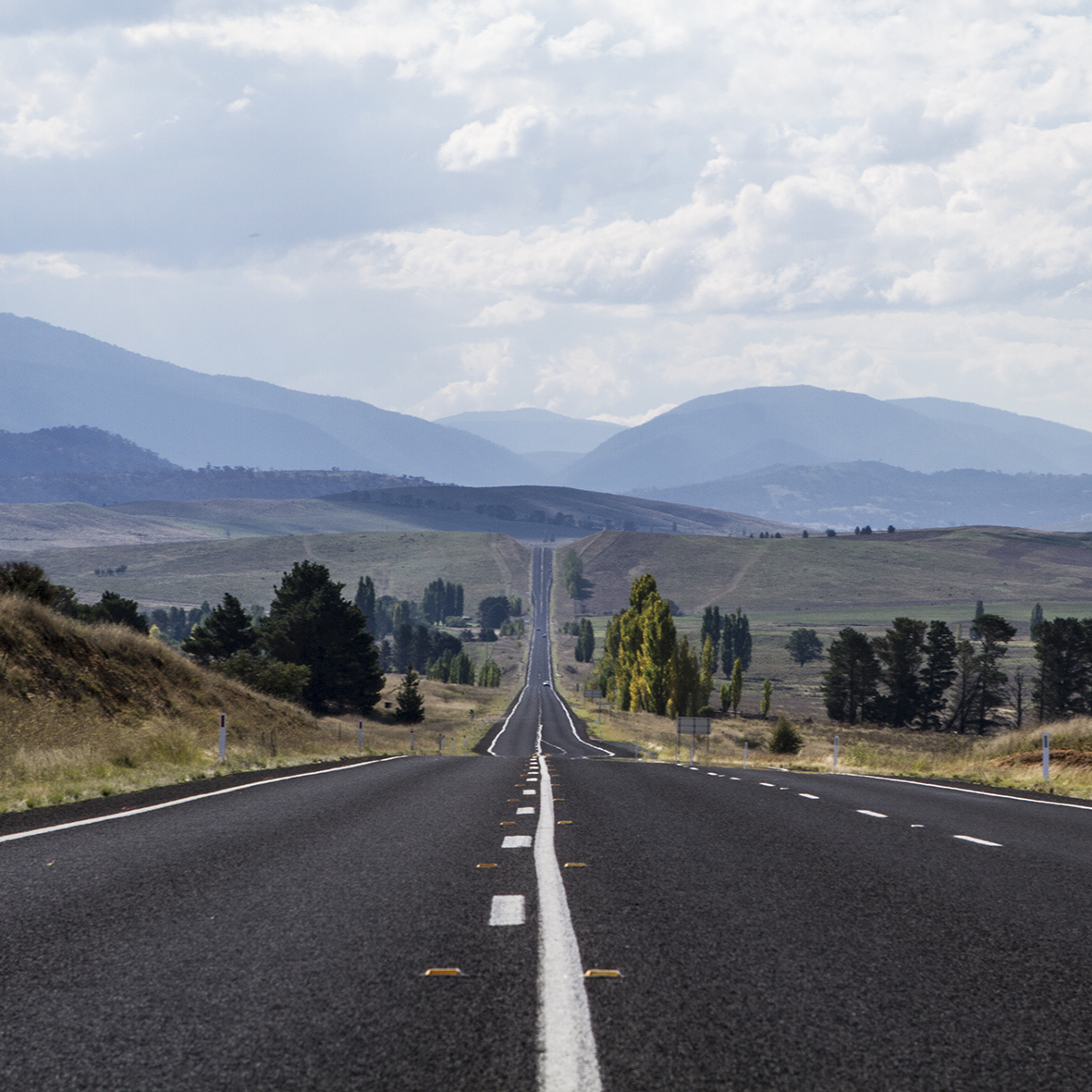 road to canberra