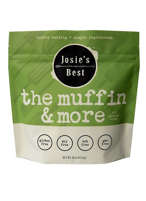 The Muffin and More 18oz  - all purpose mix