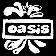 This is the Oasis picture and we play a lot of their songs in the guitar lessons.