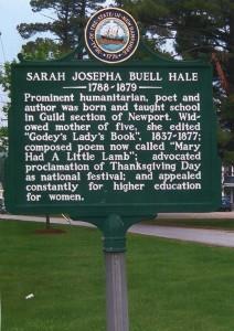 SarahJosephaHale