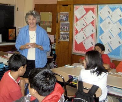 Terrific Teacher & Students