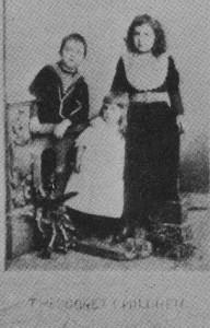 Theodore's children