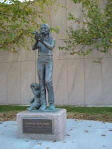 Samantha Smith Statue