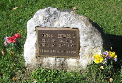 Quirky epitaph