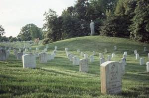 Nurse's Memorial, Section 21, Arlington National Cemetery