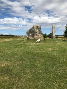 The Vote Road Trip: Day 3 Croscombe and Avebury