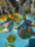 Shropshire Mosaic Artist Jackie Kay Mosaics Glass Paintings