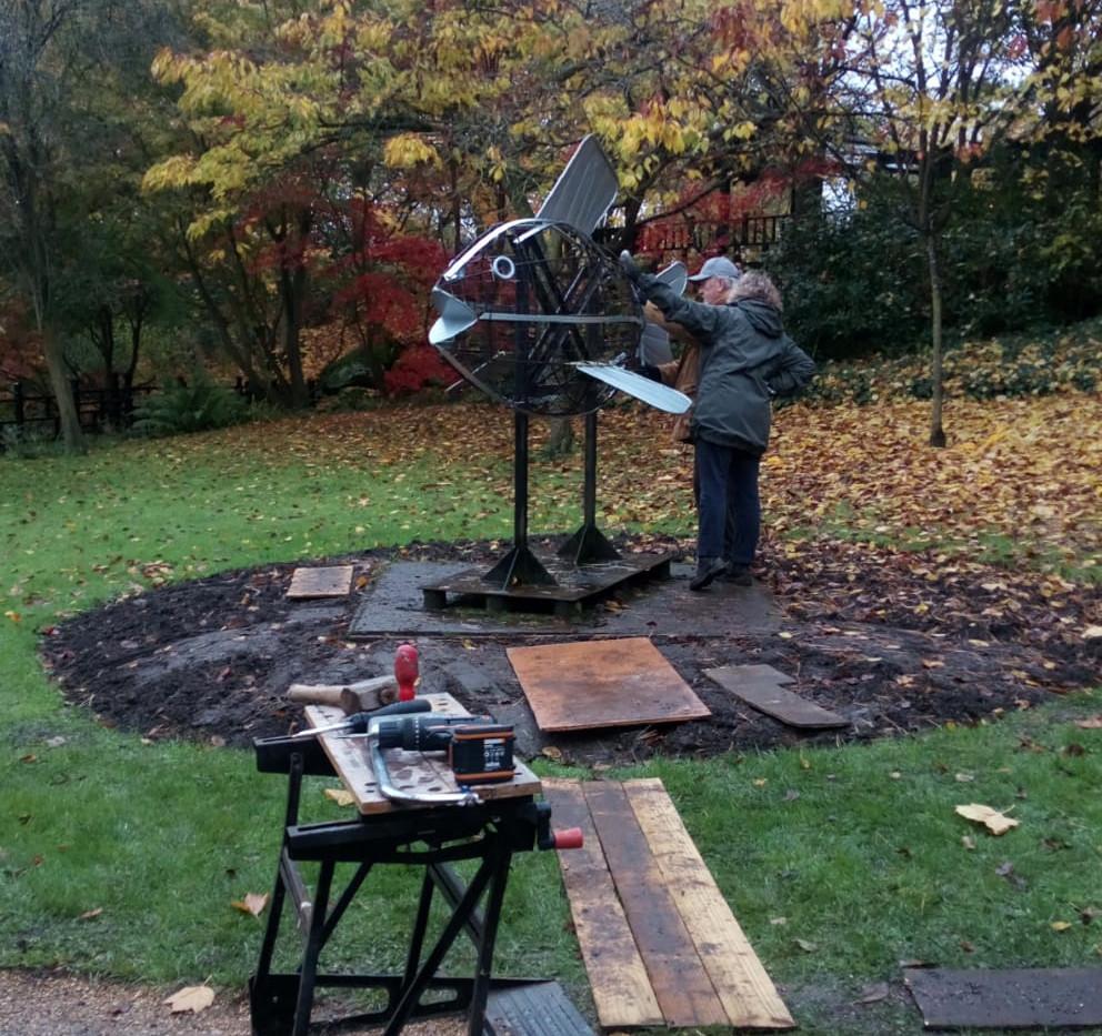 Constructing the aluminium skeleton.jpg