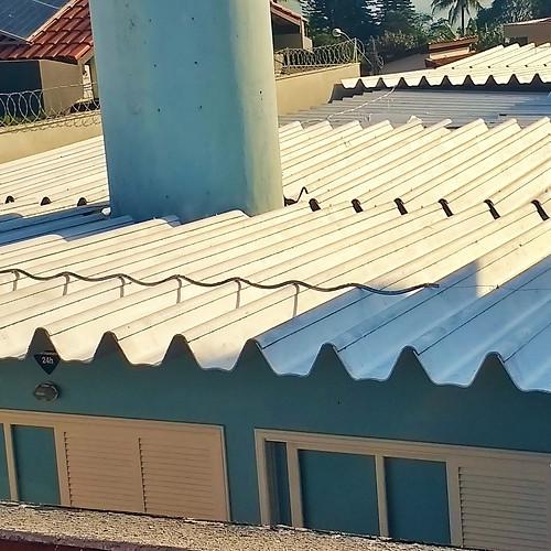 Limpeza e Pintura de Telhados