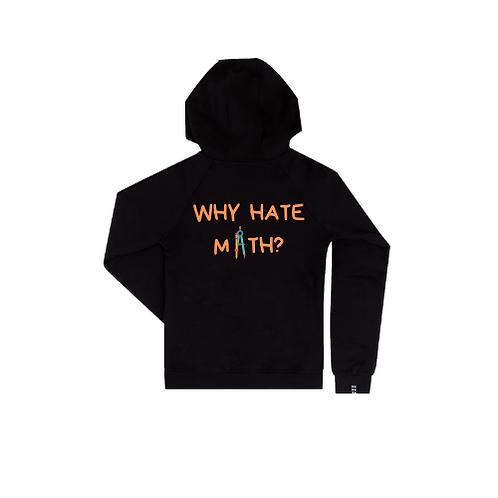 WHM Black Hoodie
