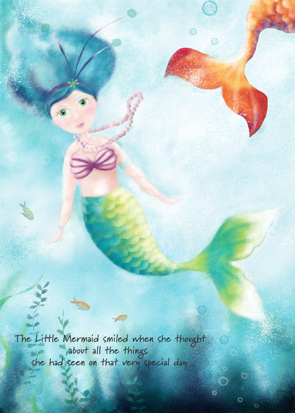 Little lost Mermaid